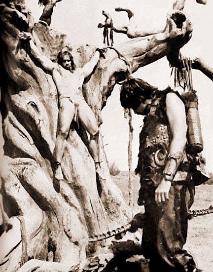 ÁLBUM DE FOTOS Conan the Barbarian 1982 Arbre01