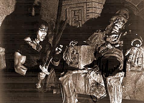 ÁLBUM DE FOTOS Conan the Barbarian 1982 Crypt04