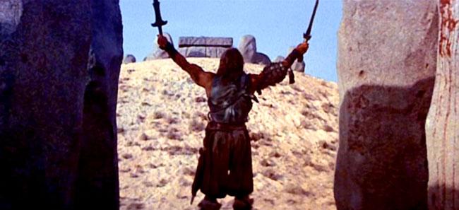 ÁLBUM DE FOTOS Conan the Barbarian 1982 Yourte01